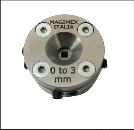 Carbide Drawing dies adjustable size​ - Magimex Italia